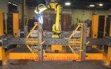 上海伟晟柔性变位框变位机焊接机器人工作站