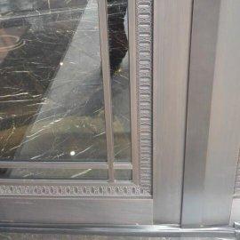 上海办公楼电梯 门 不锈钢门套专业定制 厂家批发(金属装饰工程)