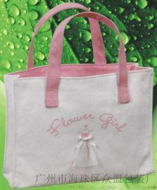 纯棉帆布购物袋女士手挽袋时尚手袋