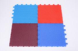 食品级环保悬浮地板 幼儿园拼装地板 PP塑料地板