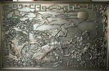 供应不锈钢花格,金属浮雕!