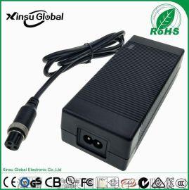 18V7A电源 18V7A xinsuglobal VI能效 美规FCC UL认证 XSG1807000 18V7A电源适配器
