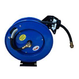 供应10-30米自动回收卷管器 高压水管卷盘 气管软管盘 润滑油卷轴