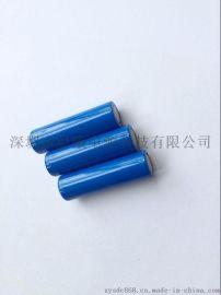 14500电池组 平头400mAh 3.7v锂电池 5号充电锂电池