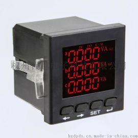 杭州代越**交直流电流电压表DY-194UI-2X4