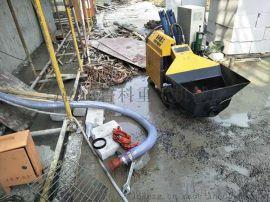 鲁科重工|小型二次构造柱泵教你省钱