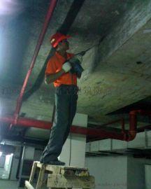 地下室交接缝漏水堵漏、地下室伸缩缝堵漏维修