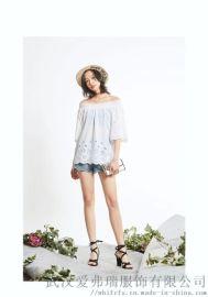 一些品牌服装进货哪里有芮色韩版大码连衣裙