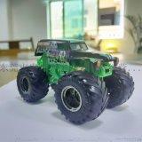 汕头儿童玩具汽车落差不规则彩印UV平板打印机