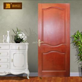 武汉室内门卧室房间门烤漆套装门原木实木门定制 招商加盟