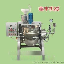 我爱发明花生豆腐机  湖南全自动花生豆腐机  中型花生豆腐机的厂家哪里有