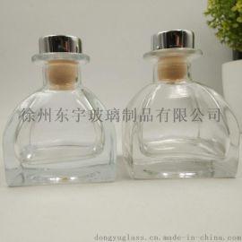 小宝塔瓶50ml圆角香薰瓶