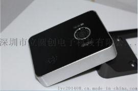 wifi无线可视门铃P2P远程遥控门铃
