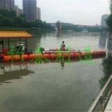 湖区施工安全防护栏警示浮筒价格