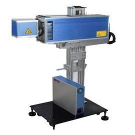 成都玻璃产品打标喷码 二维码宏莱特激光喷码机 金属产品通用设备厂家直销