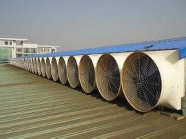 镇**通风降温设备,厂房通风系统安装,工厂排风设备