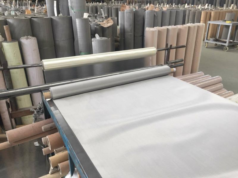 筛网, 316L不锈钢网, 镍钛钼铜金银锰丝网