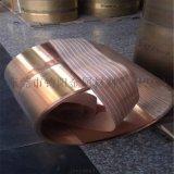 超弹性QBe2铍铜带 高导电C17200铍青铜带 铍铜片