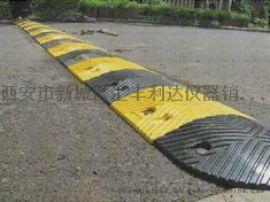 西安减速带18992812558哪里有 橡胶减速带