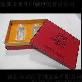 精装盒定制书型盒印刷精装彩盒定制