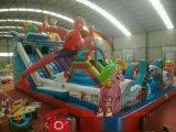 江西景德鎮兒童充氣滑梯每個孩子的玩具