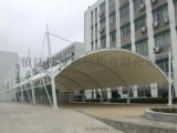 供应膜结构连廊膜结构长廊雨棚江苏本地企业加工安装