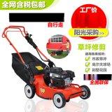 汽油手推式修草机剪草机, 轮式割灌机, 草坪割草机