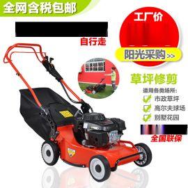 汽油手推式修草機剪草機, 輪式割灌機, 草坪割草機