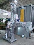 鋁水除氫除渣機,自動噴粉式鋁液精煉除氣機設備