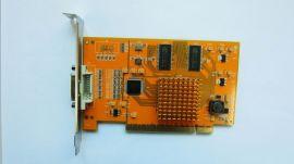 4路全兼容硬压缩超清视频采集卡(WD-8004)