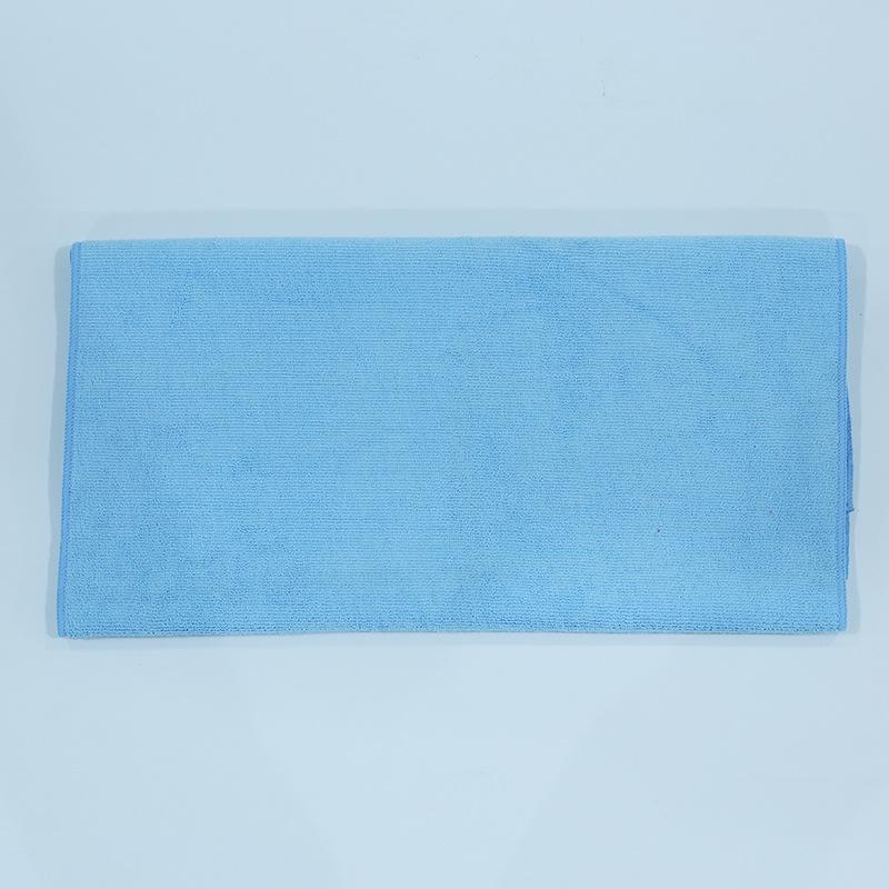 細纖維經編毛巾批發美容院護理洗臉毛巾理髮店洗頭吸水包頭毛巾