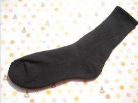 半毛圈运动袜