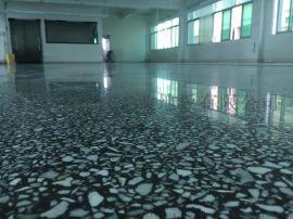 余姚水磨石地面起灰打磨,余姚工厂环氧地坪起皮翻新