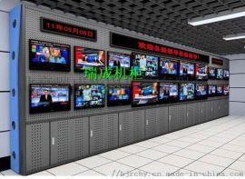 工厂直销监控室各种电视墙弧形拼接屏幕墙