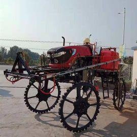 喷药均匀大容量高压喷药机 小麦施肥打药机