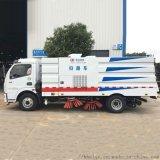 東風多利卡掃路車︱7噸掃路車