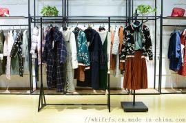 广东服装进货地点【现货】紫澜门羽绒服白鸭绒