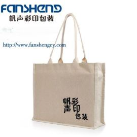 帆布手提袋定做 棉布环保购物袋 精美帆布礼品包装袋
