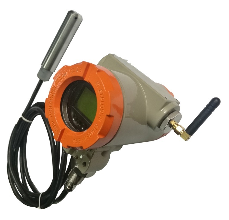 NBiot低功耗無線液位感測器