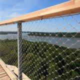 不锈钢绳网厂家,边坡防护绳网,桥梁防坠网,