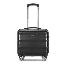 4S店汽车礼品拉杆箱abs pc行李箱16寸旅行箱