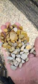 地板黄6-9毫米水洗石 洗米石永顺生产厂家