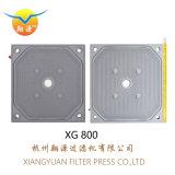 隔膜濾板 壓濾機隔膜濾板 800聚丙烯隔膜濾板