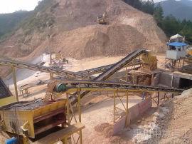 河北投产制砂生产线的用户竟然有位女老板