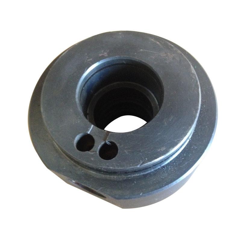 咸阳柱塞泥浆泵 油压陶瓷柱塞泵配件 油缸底座