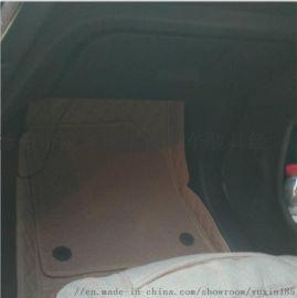 宁津全包围汽车丝圈脚垫专车定制大众高尔夫脚垫全包围