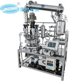 树脂全套生产设备 化工原料生产自动控制系统厂家