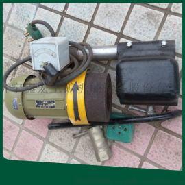 电动钢轨打磨机多功能铁路钢轨端磨机