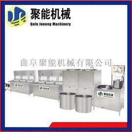 七彩果蔬豆腐机全自动 小型豆腐机厂家优惠