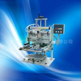 莞惠深S-200HFC气动小平面丝印机,手机镜片按键丝印机,小型网印机